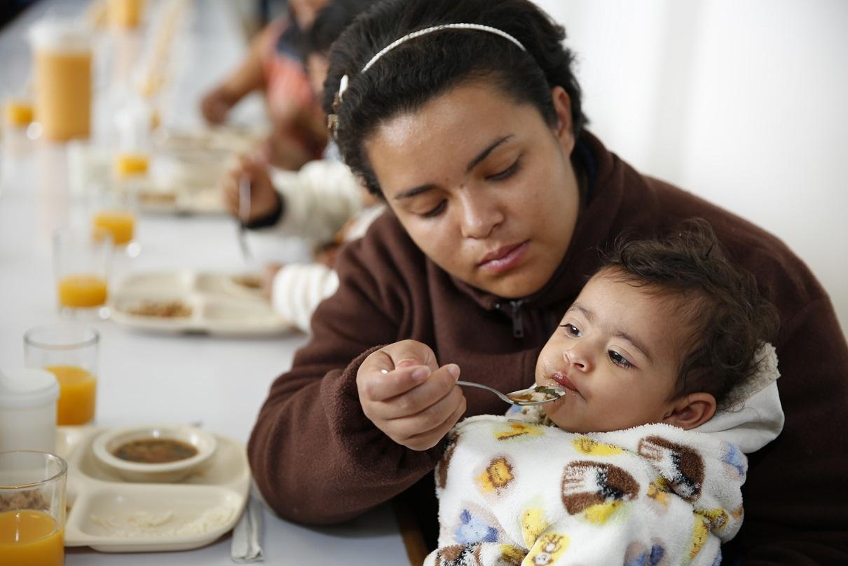 El Programa De Comedores Comunitarios Extiende Su Cobertura