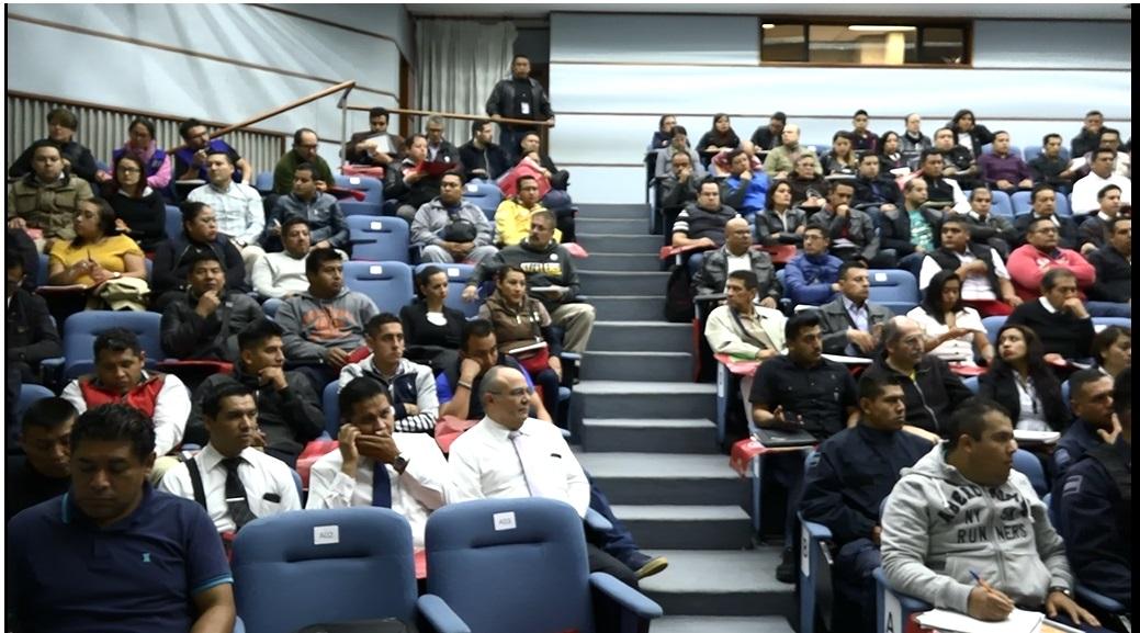 El Centro Nacional de Prevención de Desastres (CENAPRED), a través de la Escuela Nacional de Protección Civil, convoca al seminario de capacitación