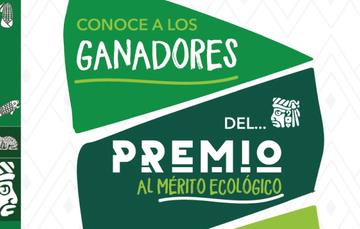 El gobierno de la República reconoce la encomiable labor de individuos y organizaciones que trabajan por un medio ambiente más sano.