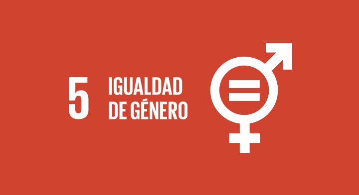 Objetivo de Desarrollo Sostenible 5: Igualdad de Género.