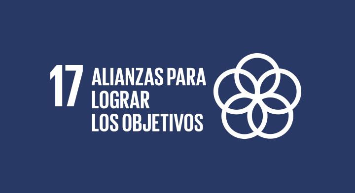 Objetivo de Desarrollo Sostenible 17: Alianzas para Lograr los Objetivos.
