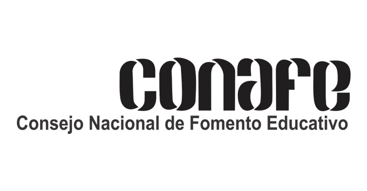 Logo oficial del Conafe.