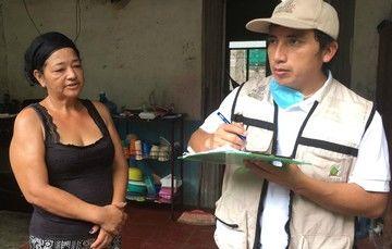 Brigadas de SEDATU inician censo de viviendas afectadas en Morelos, Puebla y Edomex, por el sismo del 19 de septiembre