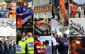 México agradece el apoyo y la solidaridad de la comunidad internacional
