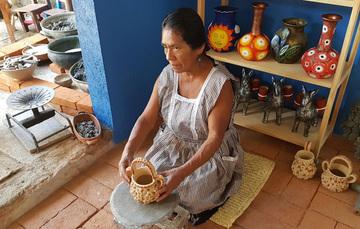 artesanías y turismo