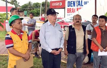 Prioritarias las acciones de control de vectores en Oaxaca y Chiapas