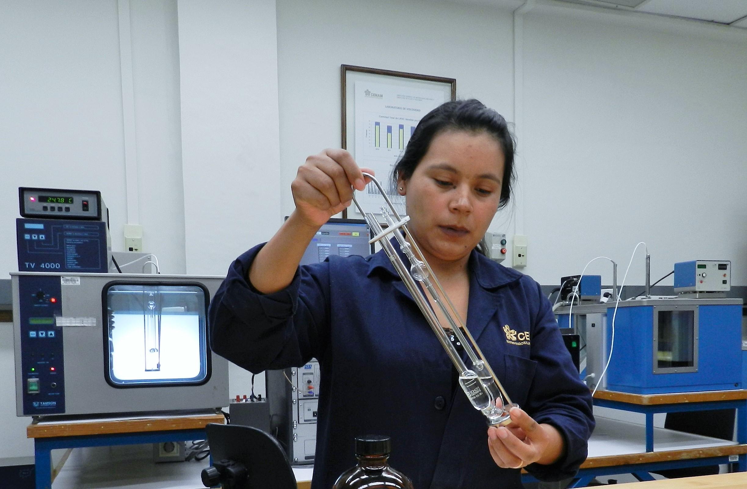 El valor de viscosidad es un punto de referencia en la formulación de muchos materiales