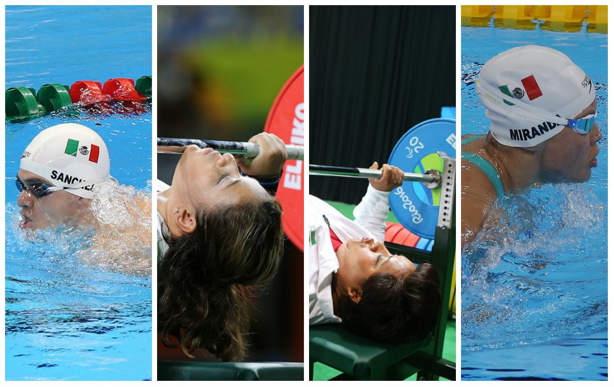 Campeonatos Mundiales de Para Natación y Para Powerlifting, se aproximan a México