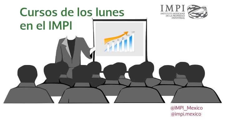 Cursos gratuitos de propiedad industrial en el IMPI