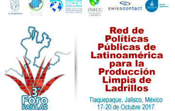 Foro Latinoamericano para el diseño de estrategias transformacionales del Sector ladrillero.