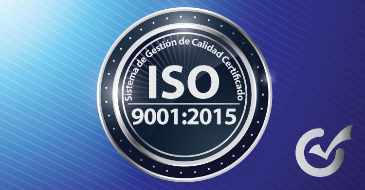 ISO 9001:2015. Sistema de gestión de calidad