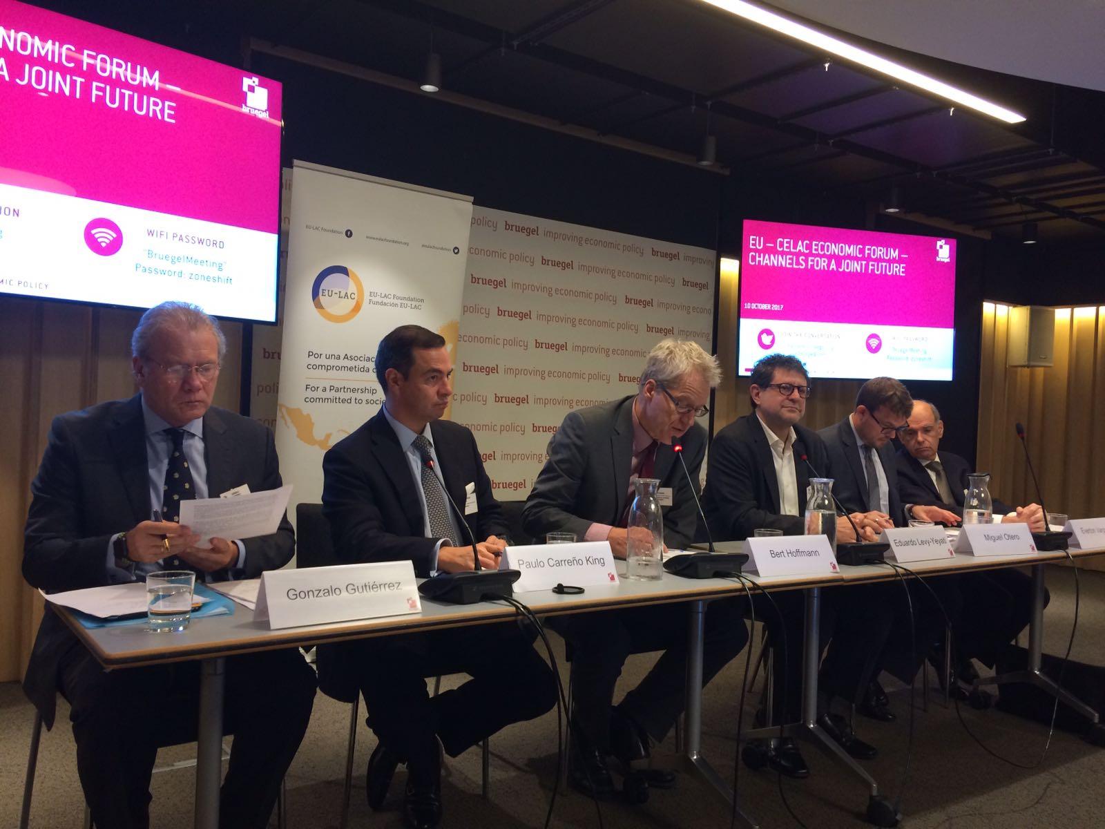 ProMéxico participa en foro de la Unión Europea-CELAC