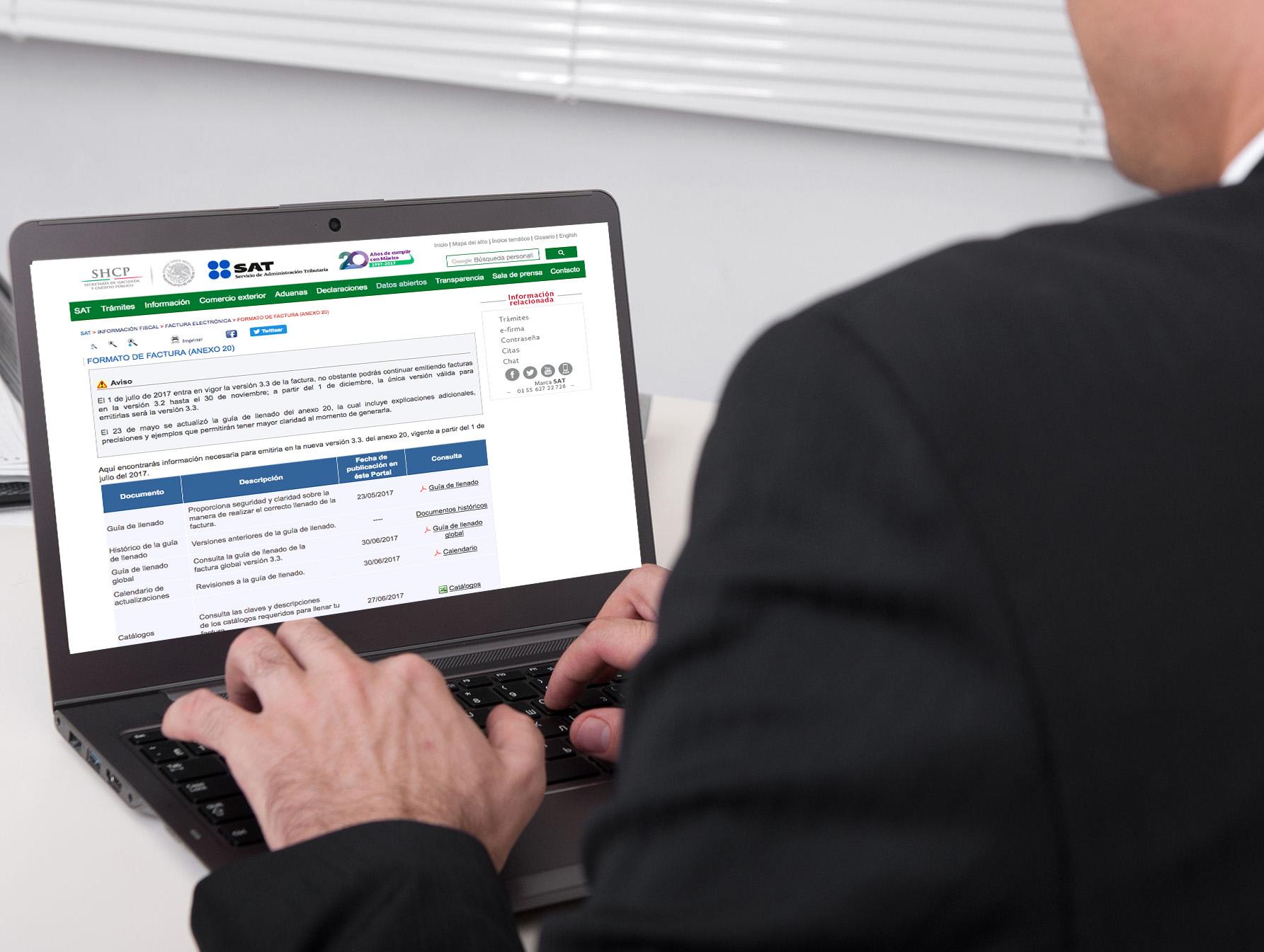 La fecha límite para el uso obligatorio de la actualización de la factura está cada vez más cerca.