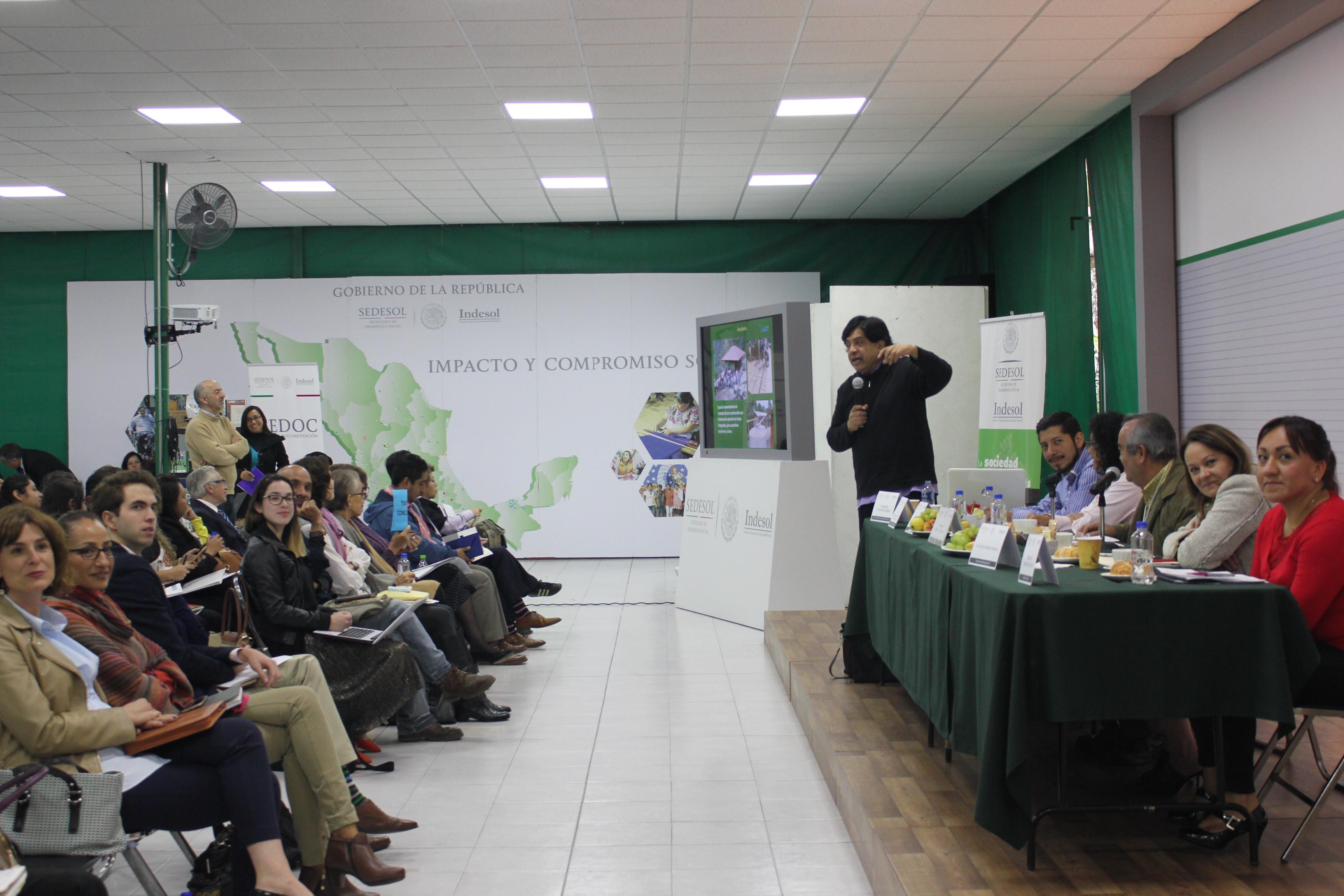 OSC, fundaciones nacionales e internacionales y academia e instituciones  se vincularán para Reconstruir México