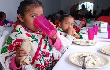 En el día Mundial de la Alimentación, te contamos todo lo que hace Sedesol para garantizar este derecho a más familias mexicanas