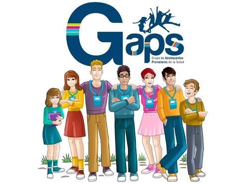 Grupos de Adolescentes Promotores de la Salud (GAPS).