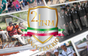 24 años al servicio de México