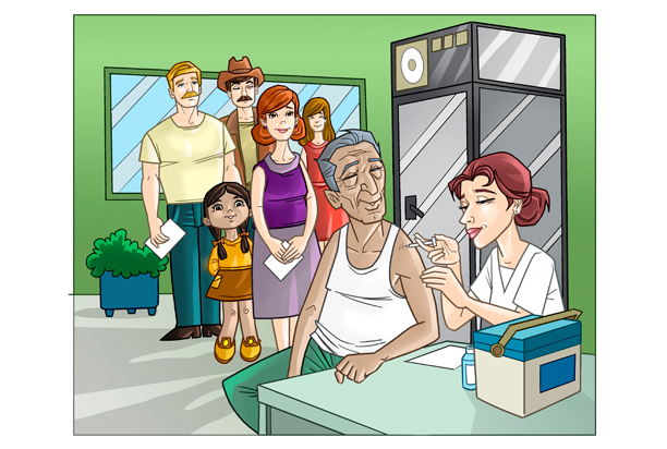 Vacunación Permanente.