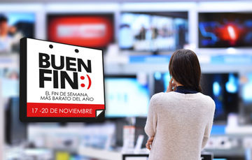 Se llevará a cabo la séptima edición de El Buen Fin 2017 del 17 al 20 de noviembre