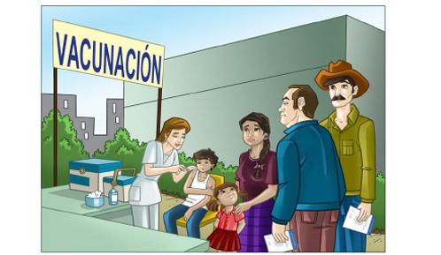 Semanas Nacionales de Salud.