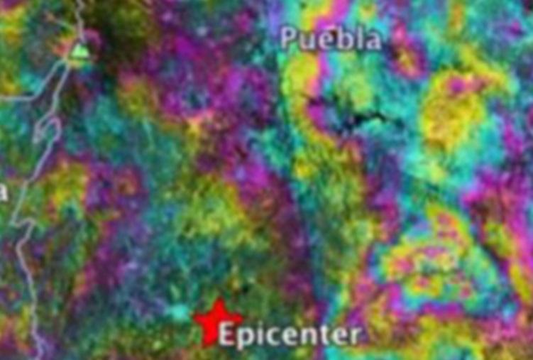 ¿Sabías que existen satélites que pueden medir cambios a nivel milimétrico en la superficie terrestre?