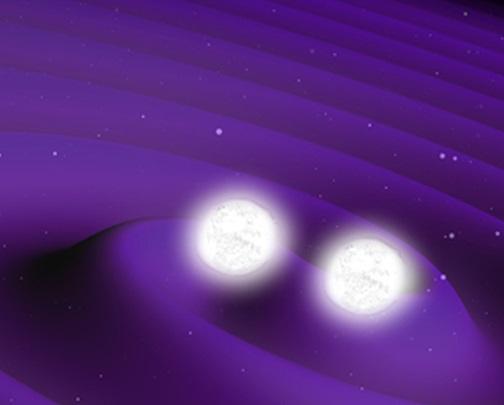 Observan la primera luz emanada de una fuente de ondas gravitacionales