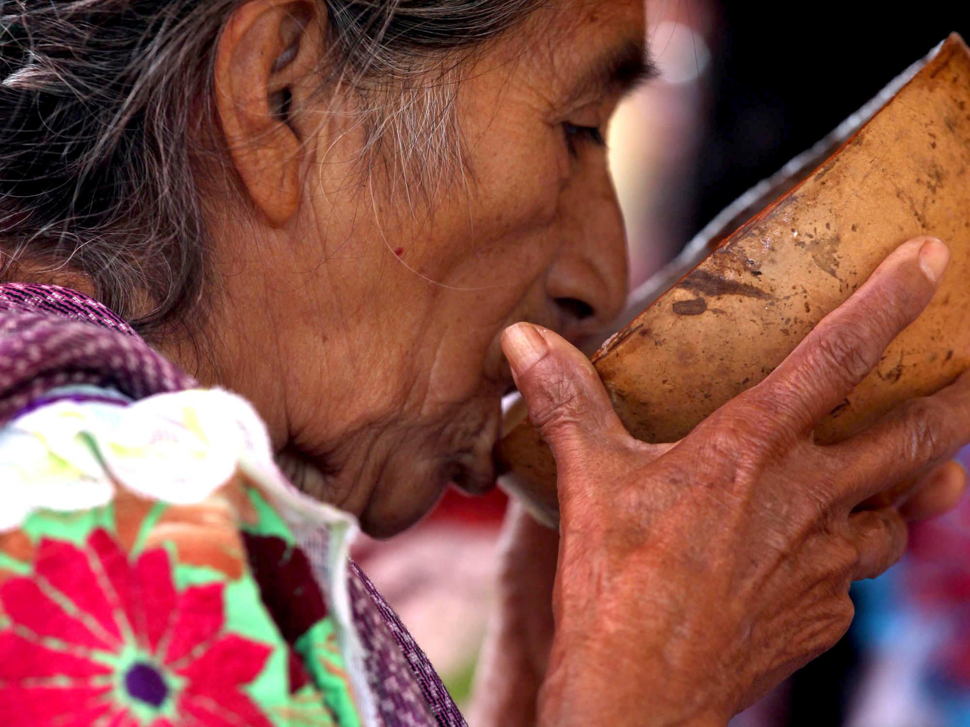 Etnografía del pueblo mazateco de Oaxaca - Ha shuta Enima
