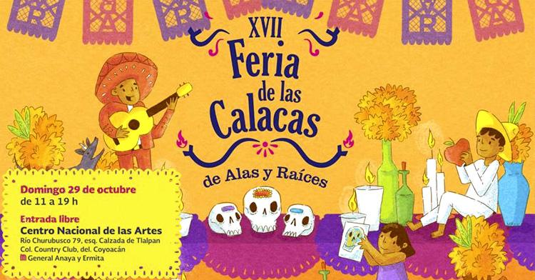 VII Feria de las Calacas.