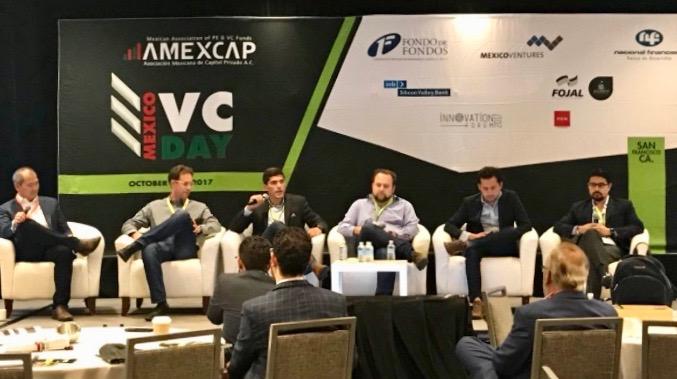 Emprendedores mexicanos buscan fondos en el Silicon Valley