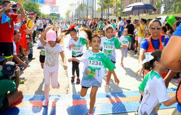 También se llevaron a cabo con éxito las carreras 6, 10 y 21 kilómetros juvenil, libre, máster, veteranos y veteranos plus, y la categoría de 10 kilómetros en silla de ruedas y en muletas.