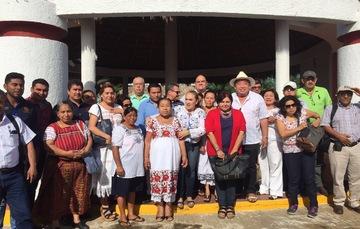 Intercambio internacional Campeche