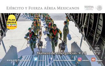 Personal Militar en aplicación del Plan DN-III-E