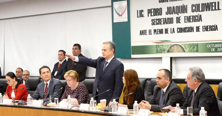 Gobierno avanza para lograr meta de un México 100 por ciento iluminado