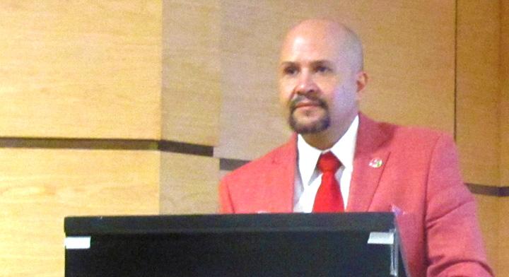 Jorge Guerrero Aguirre, Subdirector de Atención al Derechohabiente a nivel nacional,