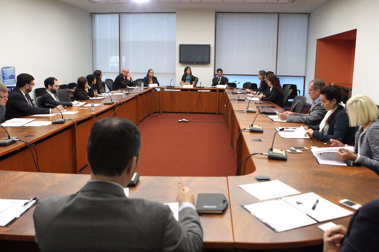 V Curso Introductorio para Diplomáticos Acreditados en México
