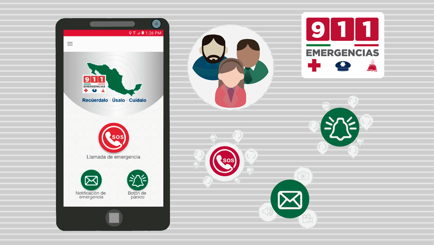 App 9-1-1 Emergencias