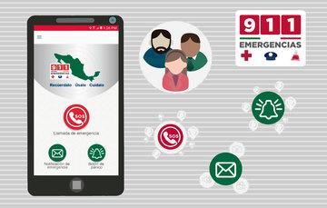 App 9-1-1 Emergencias