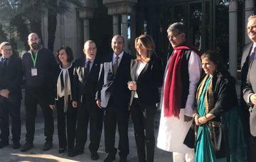 Alfonso Navarrete Prida y ONG se reúnen para alcanzar la Meta 8.7 de la Agenda 2030 de la ONU