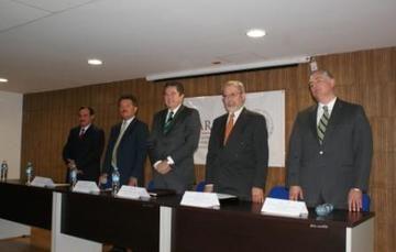 Toma posesión Efraín del Castillo del Valle como nuevo delegado en Durango