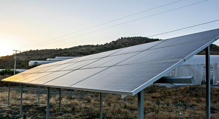 Energías sustentables