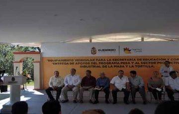 Entrega SAGARPA notificaciones a beneficiarios del Proyecto Estratégico de Seguridad Alimentaria (PESA) en la región Centro