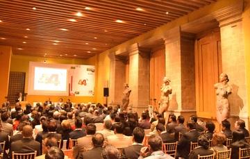 """Celebración del 44 Aniversario con el Seminario """"Visión del desarrollo de capacidades en el sector rural mexicano"""""""