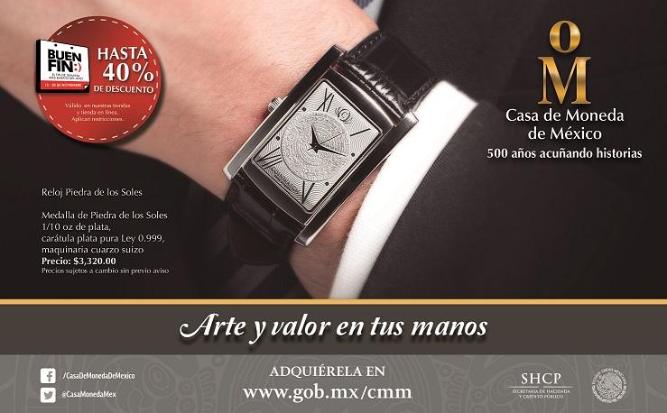 Disfruta el Buen Fin en Casa de Moneda de México
