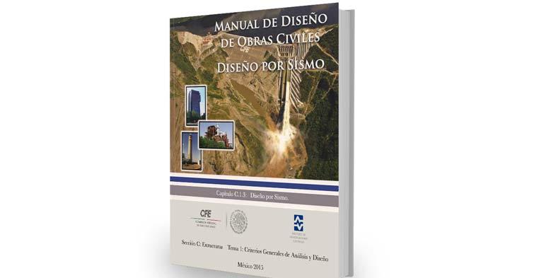 Único documento en el país para el diseño sísmico de estructuras.