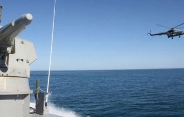 Vigilancia permanente en el Alto Golfo de California
