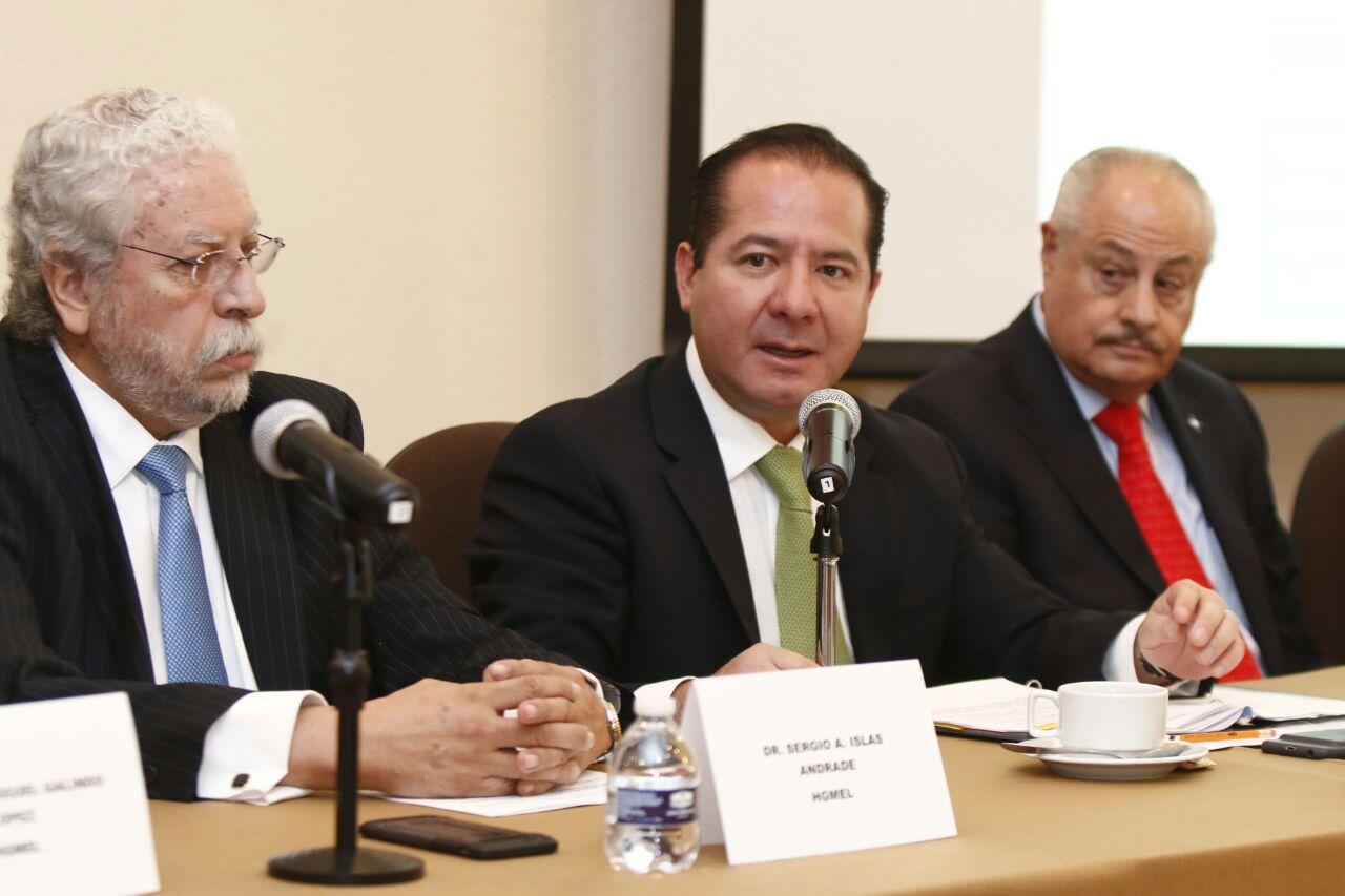 Ambas instituciones fomentarán el desarrollo de proyectos en favor de la ciencia médica