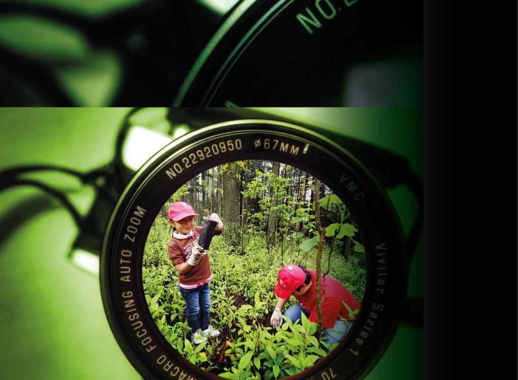 """Ganadores del Concurso de Fotografía """"¿Cómo te conectas con la naturaleza?"""""""