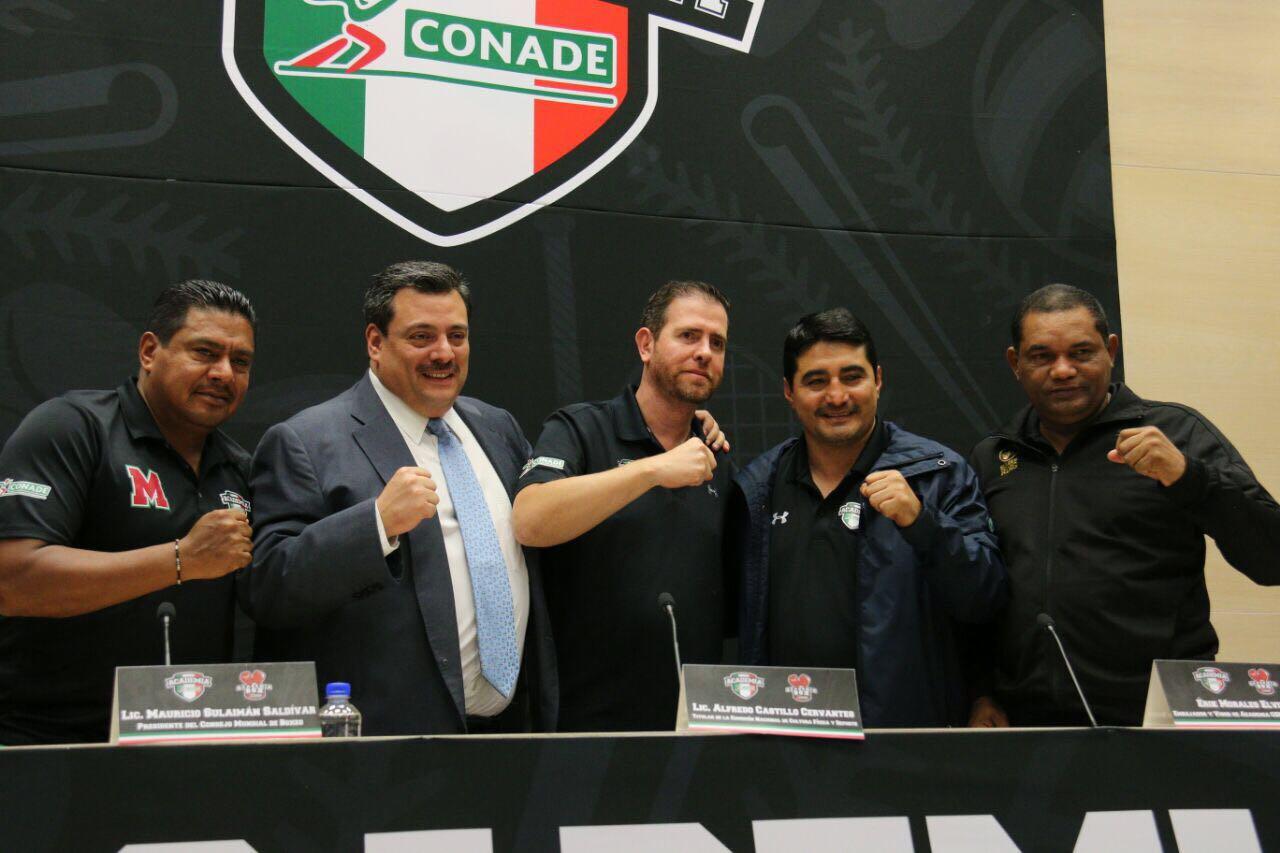 Además de la Ciudad de México, los selectivos se llevan a cabo en otras nueve sedes, entre ellas Aguascalientes, Culiacán, Tijuana, Hermosillo, Chihuahua, ahora CDMX y posteriormente Guadalajara, Tlalnepantla, Mérida y Cancún.