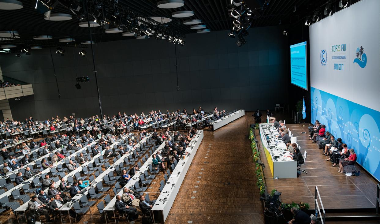 México fue sede de la COP16, que se realizó en Cancún, Quintana Roo