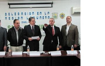 Designan a Román Alberto Cepeda González Delegado de la SAGARPA en la Región Lagunera